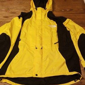 north face gore tex jacket